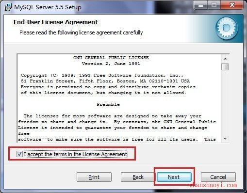 MySQL 5.5 32位/64位安装教程和配置图解