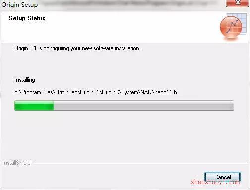Origin 9.1安装教程和破解方法(附破解文件)