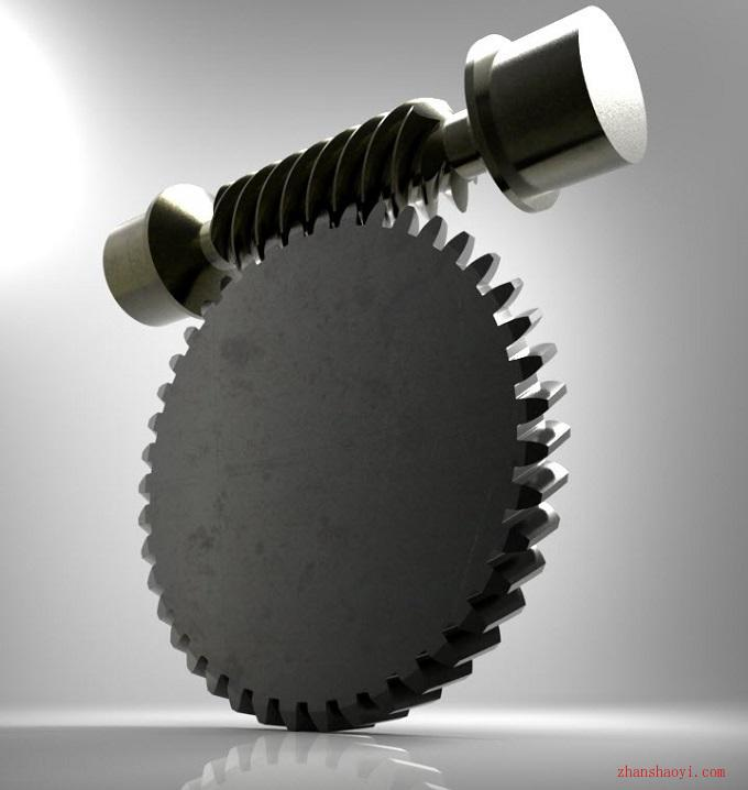 Pro/E 5.0涡流蜗杆三维模型下载(含源文件)