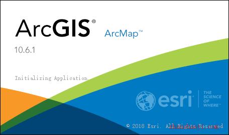 ArcGIS 10.6安装教程和破解方法(附补丁)
