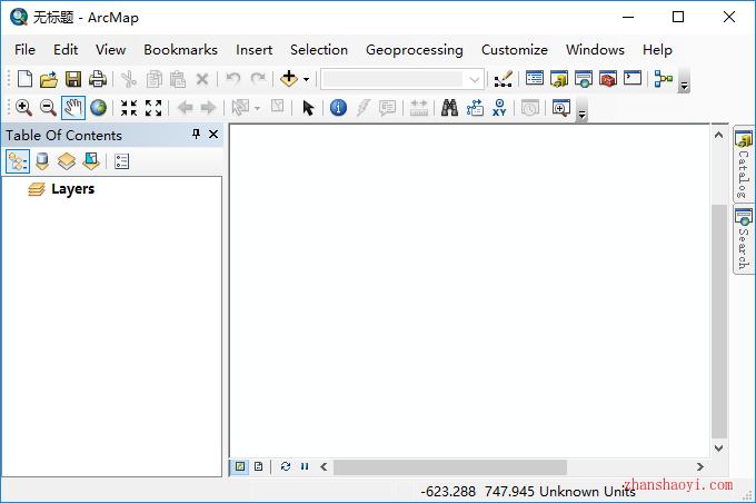 ArcGIS 10.7破解版32/64位下载|兼容WIN10