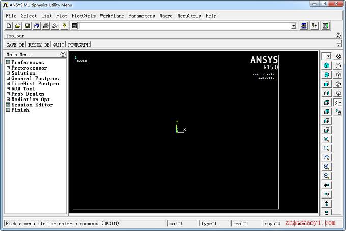 ANSYS 15.0英文破解版32/64位下载(附Crack文件)