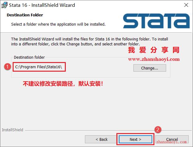 Stata 16 MP版安装教程和破解方法(附补丁)