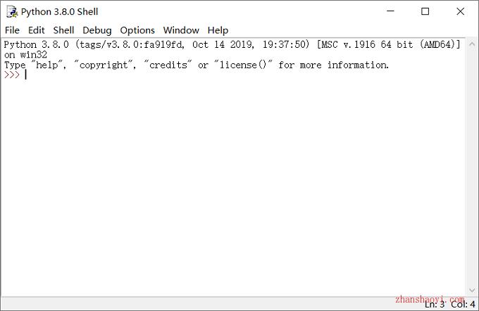 Python 3.8.0正式版32/64位下载|兼容WIN10