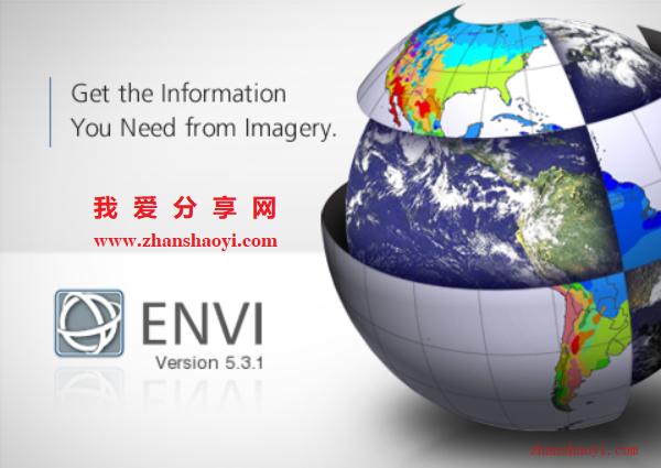 ENVI 5.3安装教程和破解方法(附补丁)