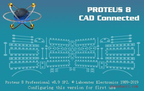 Proteus 8.9安裝教程和漢化方法(附安裝包)