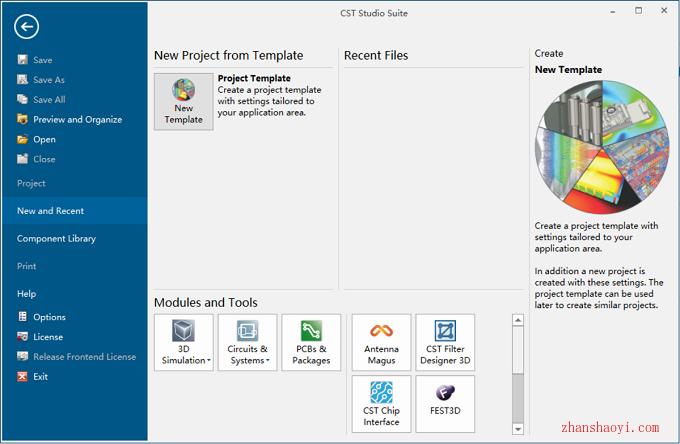 CST 2020安装教程和破解方法(附安装包)