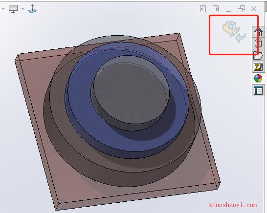 如何把装配体存成一个整体的零件,不能被拆分?