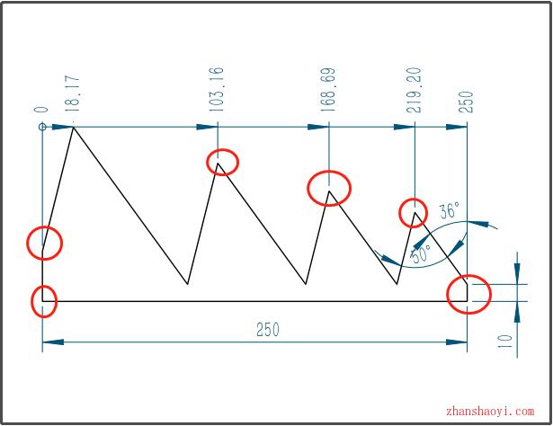 Solidworks工程图标注引线如何修改缝隙?如何打断?
